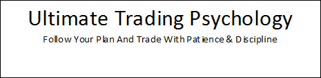 Trading system psychology