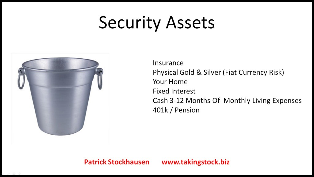 security assets