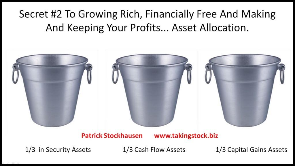 asset allocate