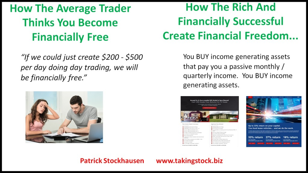 financial free assets